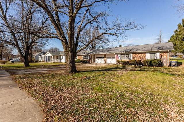528 W Vineyard Street, Anderson, IN 46011 (MLS #21754653) :: Mike Price Realty Team - RE/MAX Centerstone