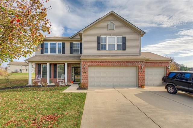 1393 Brookway Drive, Avon, IN 46123 (MLS #21754654) :: AR/haus Group Realty