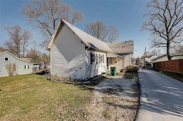 205 N Washington Street, Danville, IN 46122 (MLS #21754657) :: The ORR Home Selling Team
