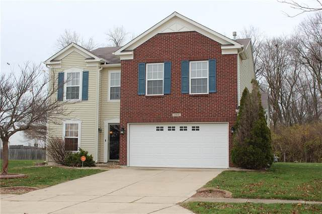 10846 Timothy Lane, Indianapolis, IN 46231 (MLS #21754674) :: The Evelo Team