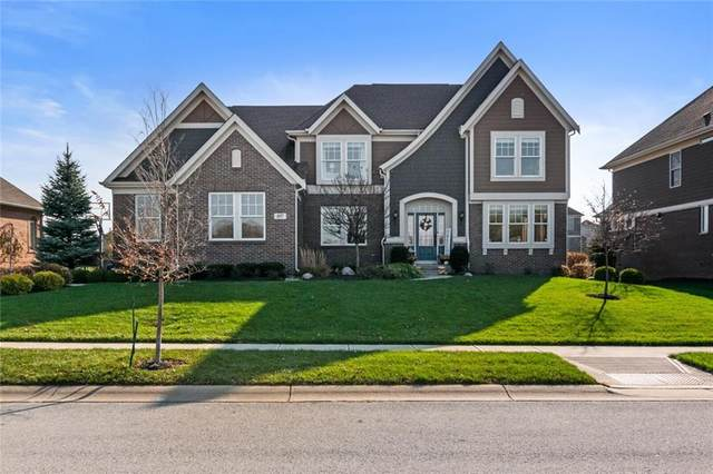 4957 Sweetwater Drive, Noblesville, IN 46062 (MLS #21754676) :: Richwine Elite Group