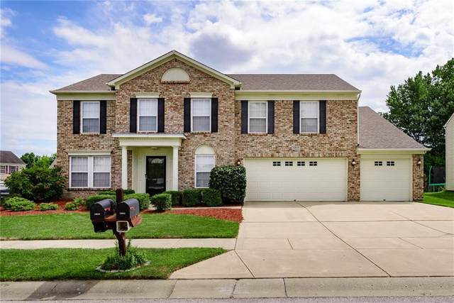 10659 Carrie Lane, Indianapolis, IN 46231 (MLS #21754677) :: Corbett & Company