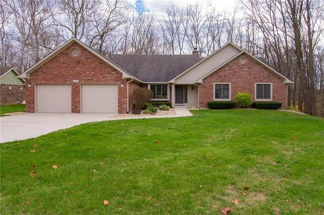 5696 Forest Ridge Drive, Plainfield, IN 46168 (MLS #21754681) :: Mike Price Realty Team - RE/MAX Centerstone