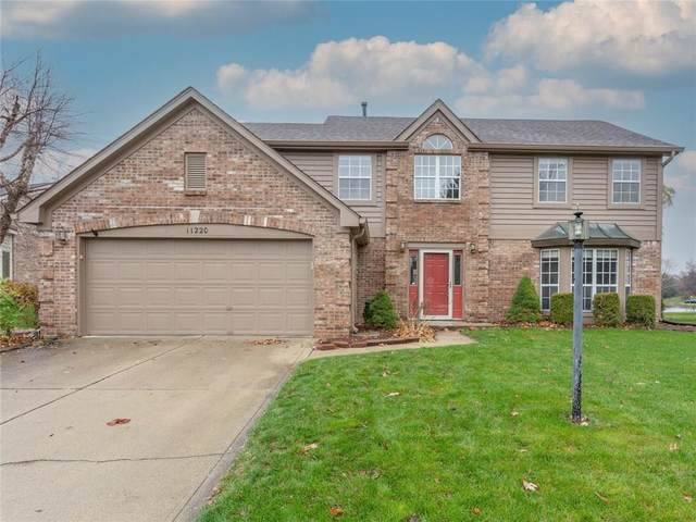 11220 Garrick Street, Fishers, IN 46038 (MLS #21754683) :: Richwine Elite Group