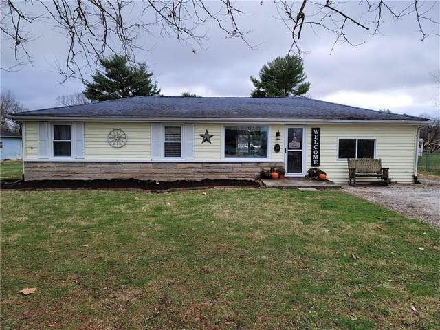 114 S Maple Street, Rosedale, IN 47874 (MLS #21754684) :: Mike Price Realty Team - RE/MAX Centerstone