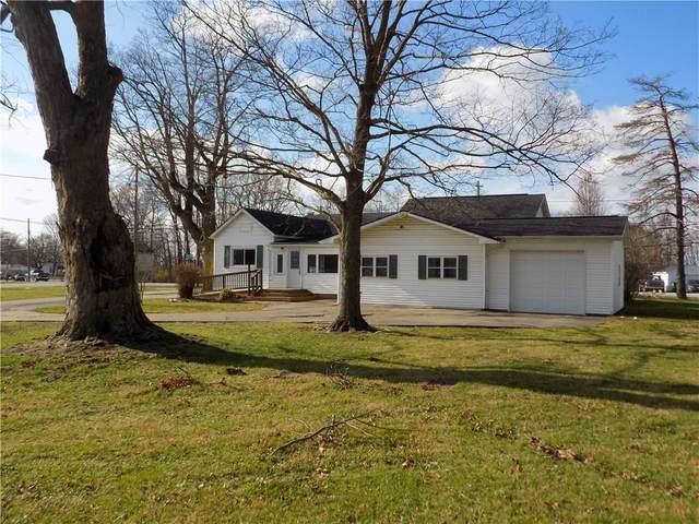 1513 W County Road 285 S, Greencastle, IN 46135 (MLS #21754688) :: Ferris Property Group
