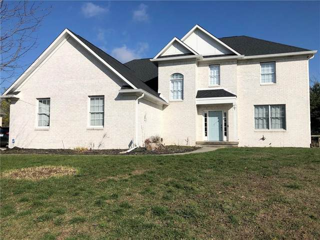 724 Willow Pointe North Drive, Plainfield, IN 46168 (MLS #21754690) :: Dean Wagner Realtors