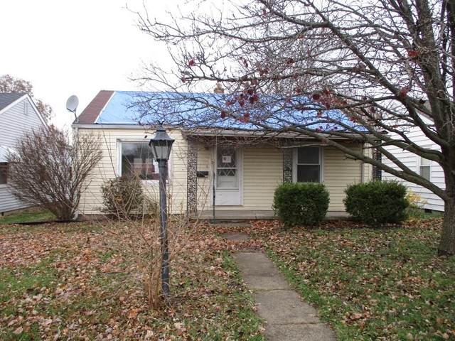324 E 37TH Street, Anderson, IN 46013 (MLS #21754714) :: The Indy Property Source