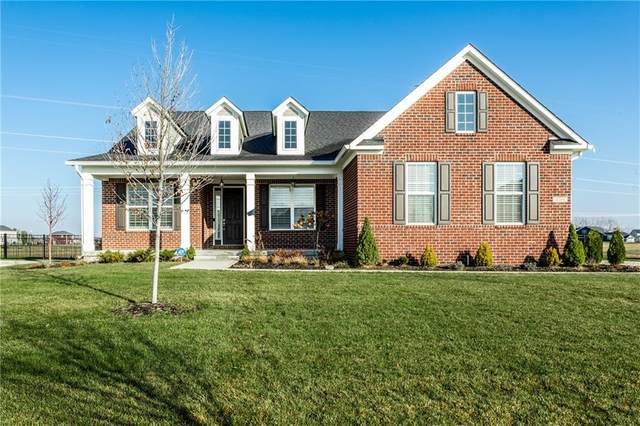 4264 Kettering Drive, Zionsville, IN 46077 (MLS #21754716) :: Richwine Elite Group