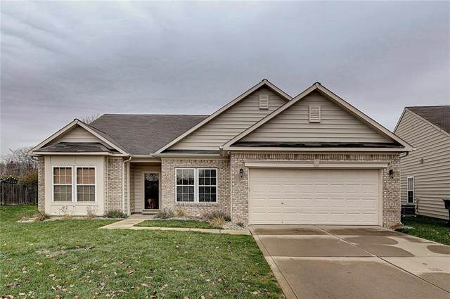 6520 Southern Cross Drive, Indianapolis, IN 46237 (MLS #21754719) :: The ORR Home Selling Team