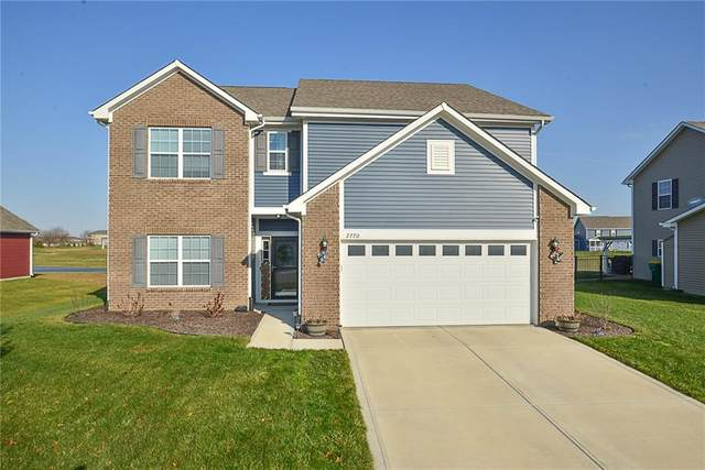 2770 Odell Street, Brownsburg, IN 46112 (MLS #21754721) :: Mike Price Realty Team - RE/MAX Centerstone