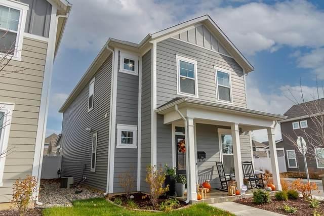 201 Steeples Boulevard, Indianapolis, IN 46222 (MLS #21754722) :: Ferris Property Group