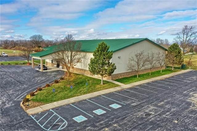 350 N County Road 900 E Road, Avon, IN 46123 (MLS #21754732) :: Corbett & Company