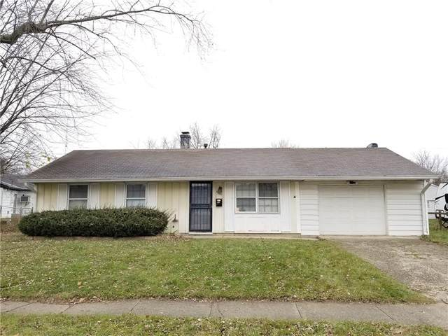 8620 Catalina Drive, Indianapolis, IN 46226 (MLS #21754753) :: Ferris Property Group