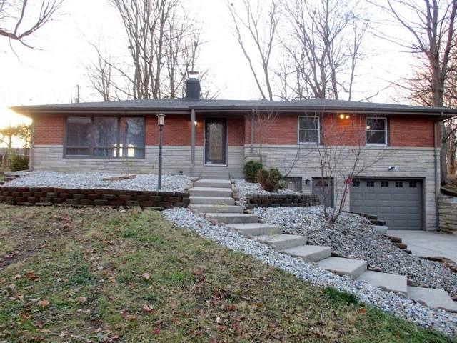 1333 N Nursery Road, Anderson, IN 46012 (MLS #21754764) :: The Indy Property Source