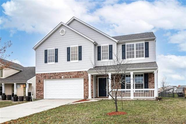 6712 Coppel Court, Indianapolis, IN 46259 (MLS #21754771) :: AR/haus Group Realty