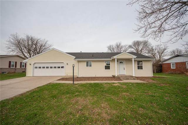 4150 E 600 N, Columbus, IN 47203 (MLS #21754804) :: The ORR Home Selling Team