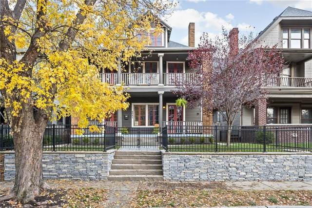 2041 N New Jersey Street, Indianapolis, IN 46202 (MLS #21754838) :: Mike Price Realty Team - RE/MAX Centerstone