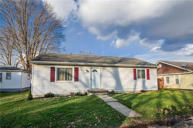1020 E Fourth Street, Greenfield, IN 46140 (MLS #21754839) :: Ferris Property Group