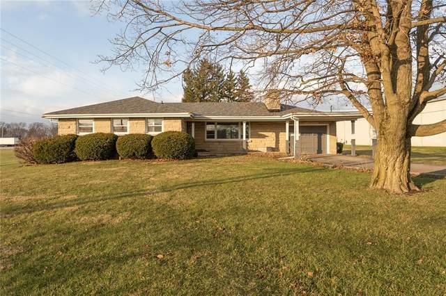 13800 W Commerce Road, Daleville, IN 47334 (MLS #21754844) :: The ORR Home Selling Team