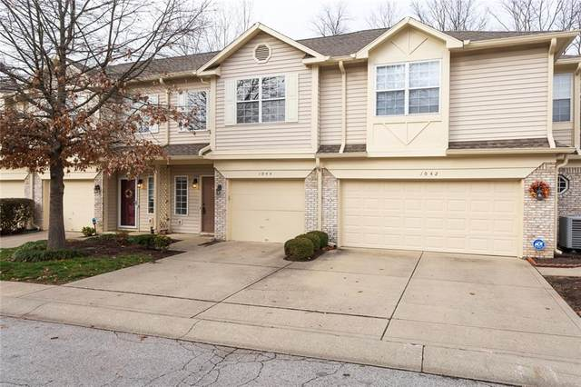 1044 Grovewood Drive, Beech Grove, IN 46107 (MLS #21754848) :: The ORR Home Selling Team