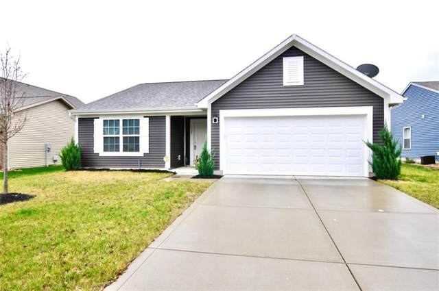 1325 Greenbriar Way, Franklin, IN 46131 (MLS #21754856) :: Anthony Robinson & AMR Real Estate Group LLC