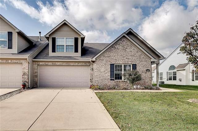1445 Old Stoney Drive, Greenwood, IN 46143 (MLS #21754862) :: Richwine Elite Group
