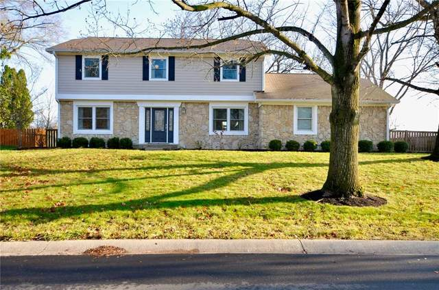 457 Coventry Way, Noblesville, IN 46062 (MLS #21754883) :: The ORR Home Selling Team
