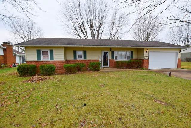 113 E County Road 200 N, New Castle, IN 47362 (MLS #21754900) :: The ORR Home Selling Team