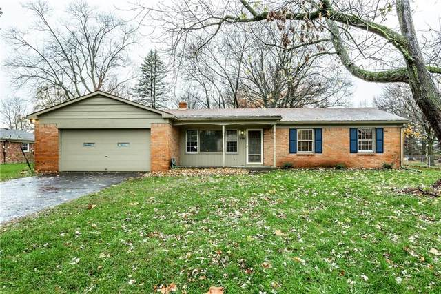 710 Chapel Hill W Drive, Indianapolis, IN 46214 (MLS #21754921) :: Richwine Elite Group