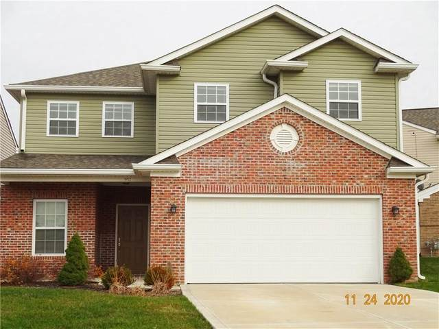 952 Hildebrand Drive, Indianapolis, IN 46217 (MLS #21754922) :: The ORR Home Selling Team