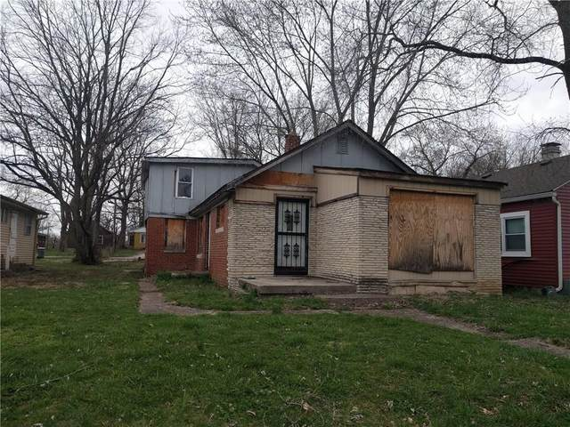 3210 Hovey Street, Indianapolis, IN 46218 (MLS #21754923) :: The Evelo Team