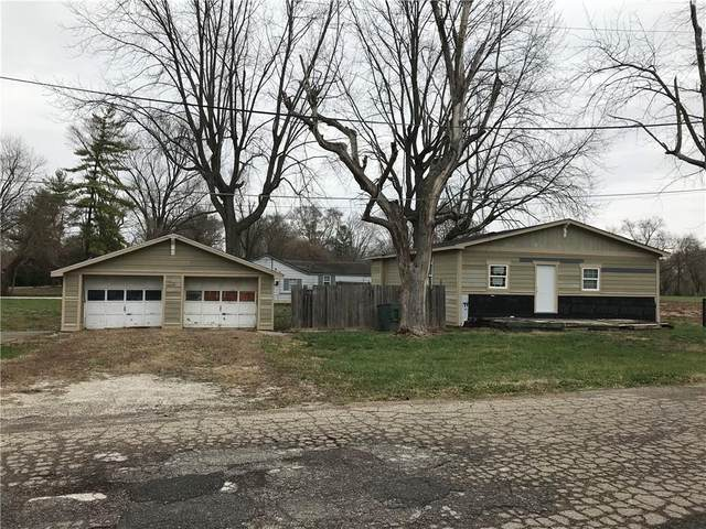 5105 Sandhurst Drive, Indianapolis, IN 46217 (MLS #21754937) :: Mike Price Realty Team - RE/MAX Centerstone