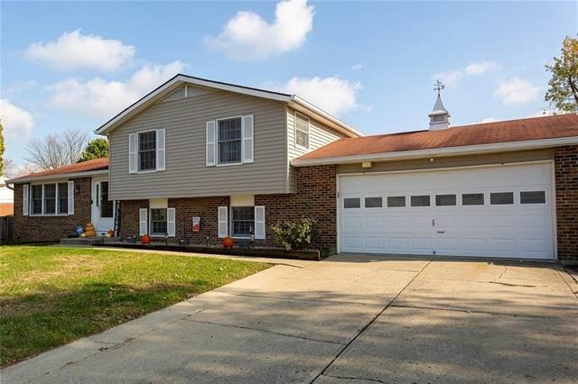 7705 Snowflake Drive, Indianapolis, IN 46227 (MLS #21754942) :: Ferris Property Group