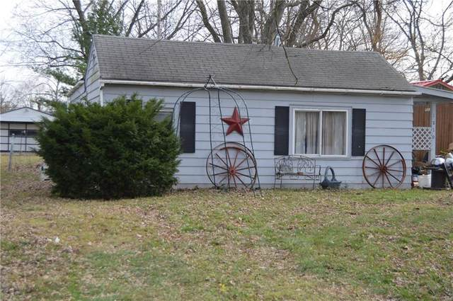 1210 Lincoln Street, Shelbyville, IN 46176 (MLS #21754950) :: AR/haus Group Realty