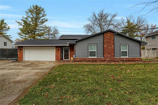 9424 E 25th Street, Indianapolis, IN 46229 (MLS #21754976) :: The Evelo Team