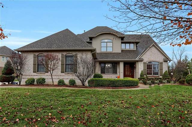 7107 Milano Drive, Indianapolis, IN 46259 (MLS #21754983) :: The ORR Home Selling Team