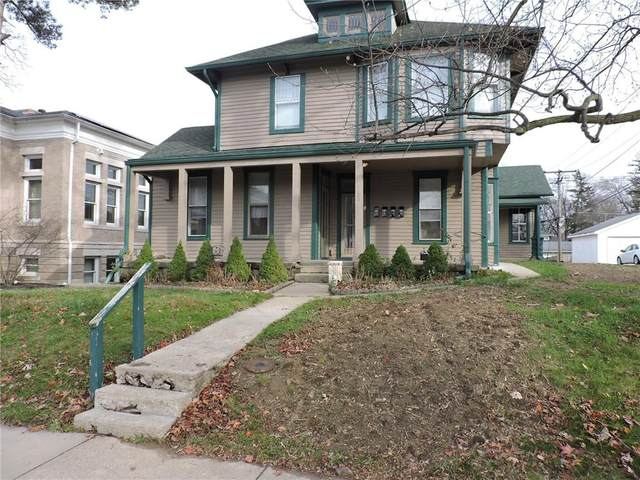 145 S Indiana Street, Danville, IN 46122 (MLS #21754986) :: Heard Real Estate Team | eXp Realty, LLC
