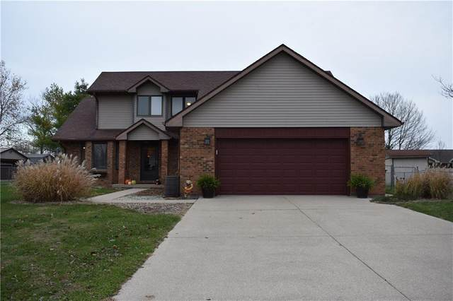 433 Mulberry Court, Seymour, IN 47274 (MLS #21754987) :: The Indy Property Source