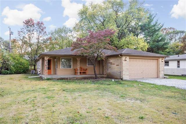 5425 N Allisonville Road, Indianapolis, IN 46220 (MLS #21755003) :: The ORR Home Selling Team
