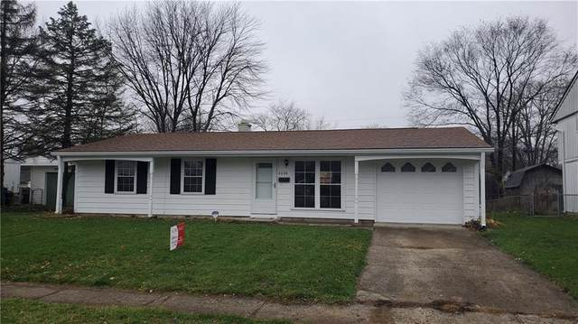 4044 Eisenhower Drive, Indianapolis, IN 46254 (MLS #21755011) :: AR/haus Group Realty