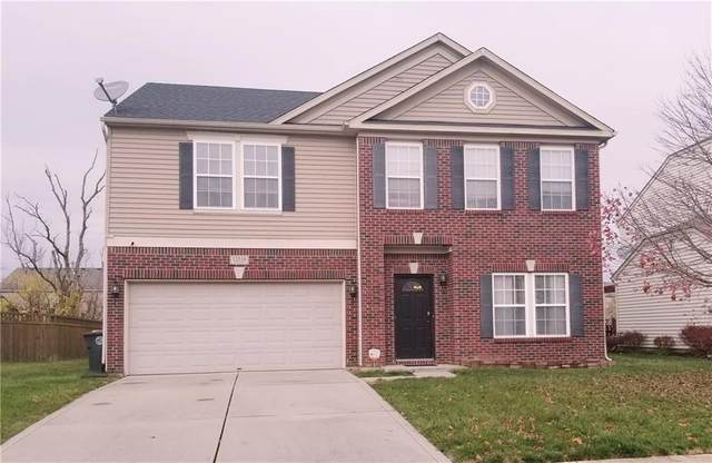 12518 Teacup Way, Indianapolis, IN 46235 (MLS #21755015) :: Mike Price Realty Team - RE/MAX Centerstone