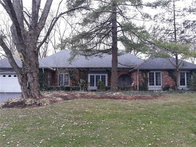 140 Raintree Drive, Zionsville, IN 46077 (MLS #21755017) :: Heard Real Estate Team | eXp Realty, LLC