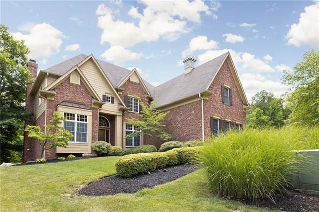 9319 Sandbury Road, Indianapolis, IN 46256 (MLS #21755031) :: Mike Price Realty Team - RE/MAX Centerstone