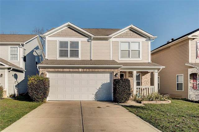 10164 Clear Sky Drive, Avon, IN 46123 (MLS #21755069) :: Realty ONE Group Dream