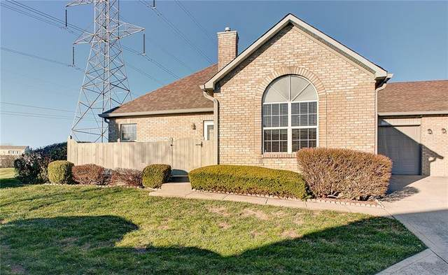 5910 Quail Run Drive #31, Indianapolis, IN 46237 (MLS #21755093) :: The ORR Home Selling Team
