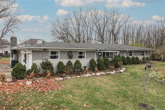 6739 Shelbyville Road, Indianapolis, IN 46237 (MLS #21755107) :: The ORR Home Selling Team