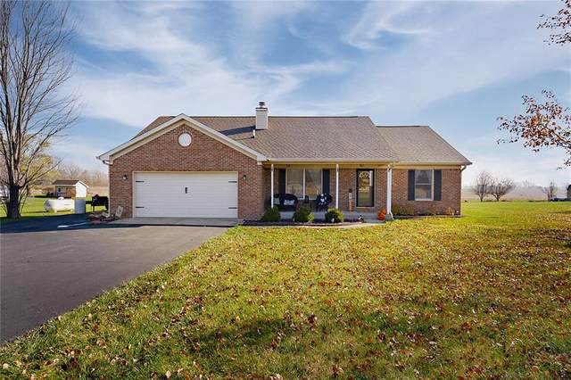 3693 S County Road 475 W, Danville, IN 46122 (MLS #21755112) :: Mike Price Realty Team - RE/MAX Centerstone