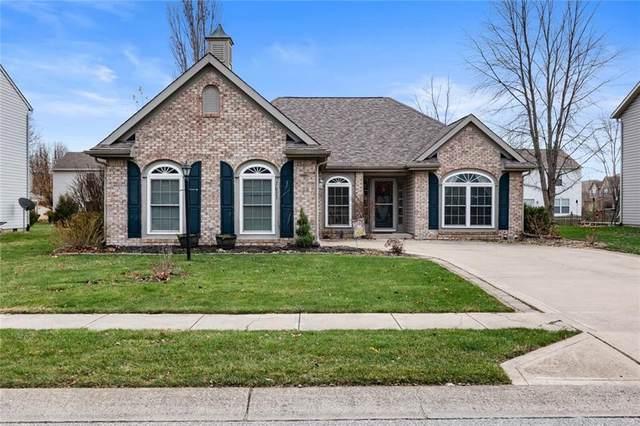 1631 Eastfork Drive, Brownsburg, IN 46112 (MLS #21755121) :: AR/haus Group Realty