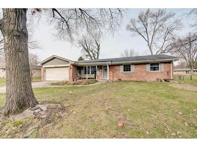 118 Jonquil Drive, Indianapolis, IN 46227 (MLS #21755127) :: The Evelo Team